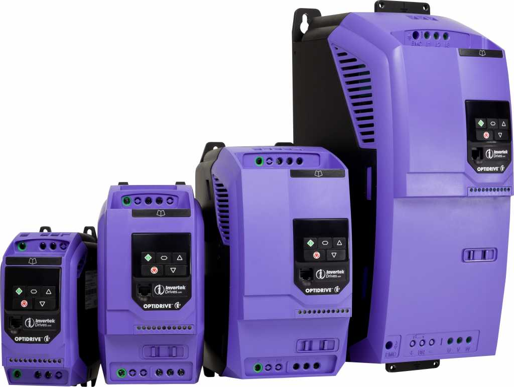 Invertek – Variable Speed Drives