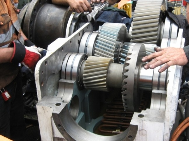 Gearbox Repair and Refurbishment